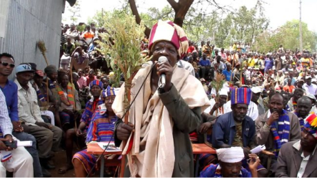 Konso people, the demand for self determination