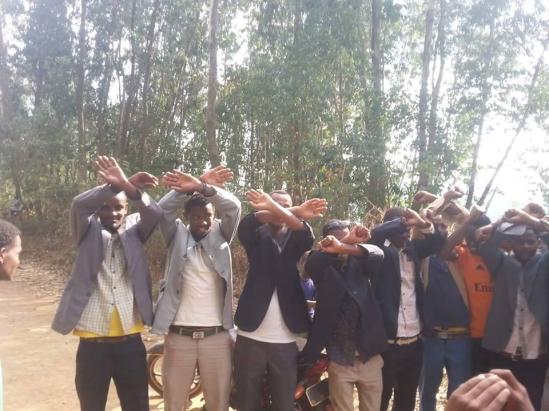 #OromoProtests, Limmuu Saqaa, 5 April 2016