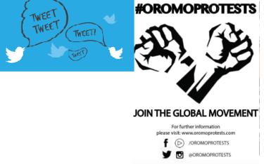 tweet tweet #OromoProtests