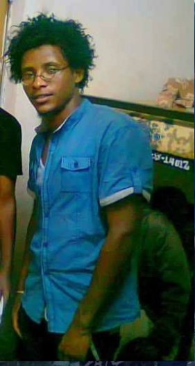 Booranaa Abarraa, Oromo student from Dilla University kidnapped by fascist Ethiopia's regime forces