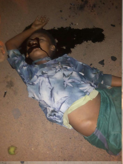 Oromo child murdered by Fascist TPLF Ethiopia forces in Jimma, Oromia on 16 May 2016 p2