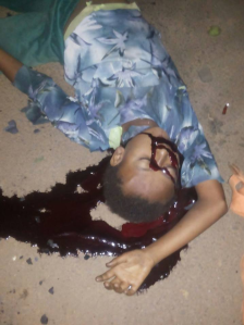 Oromo child murdered by Fascist TPLF Ethiopia forces in Jimma, Oromia on 16 May 2016