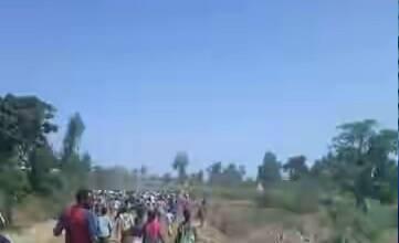 #OromoProtests, Gurawa, Dirre, 12 May 2016