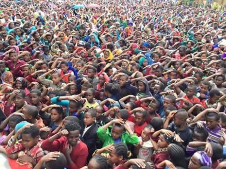 #OromoProtests, Oromo students movement for freedom