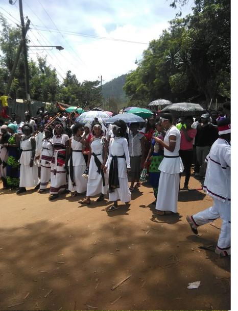 Spring Celebration, Irreecha Arfaasaa, Jimmaa, Tulluu Deeddee, Oromia 15 May 2016 p3