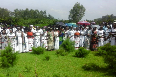 Spring Celebration, Irreecha Arfaasaa, Jimmaa, Tulluu Deeddee, Oromia 15 May 2016 p5