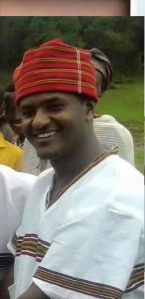 Dastaa Kadir Gammadaa, Oromo youth murdered by fascist TPLF forces on 17 June 2016.