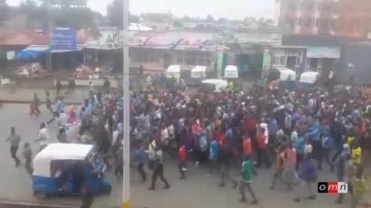 #OromoProtests Loud Yearning for Freedom in Shashemene June 22, 2016