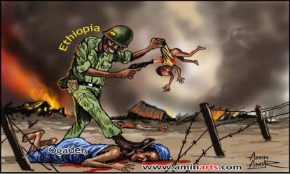 Ethiopia's regime crimes in Ogaden