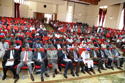 Jimma University organized the first international conference on Oromo studies