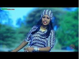Masho Abduraman, famous Oromo artist singer