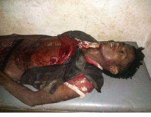 On 4th June 2016 Oromo national Tesfaye Erena Elema was killed by Agazi bullets in Kattaa near Burrayyu.