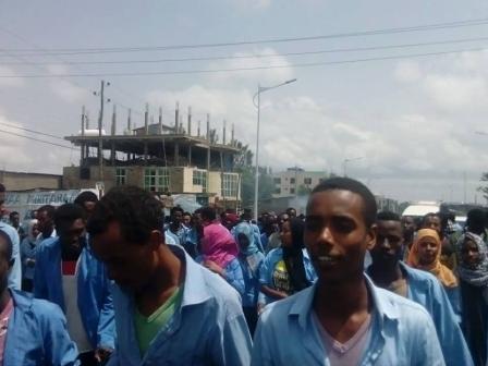 #Oromo Protests, Shashemene, Oromia, 20 June 2016 p2
