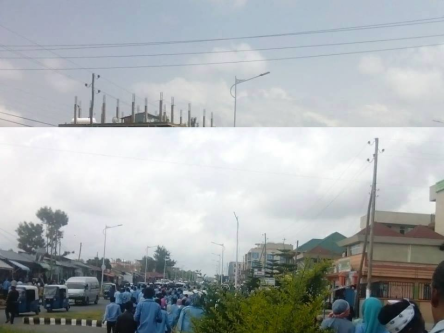 #Oromo Protests, Shashemene, Oromia, 20 June 2016 p3