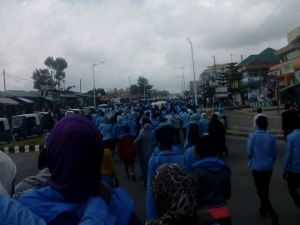 #Oromo Protests, Shashemene, Oromia, 20 June 2016