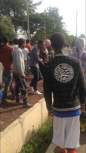 #OromoProtests in Asaasaa, Arsi, Oromia, 25 June 2016 p3