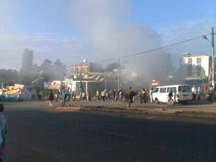 #OromoProtests in Hanna Furi, Finfinnee, 29 June 2016