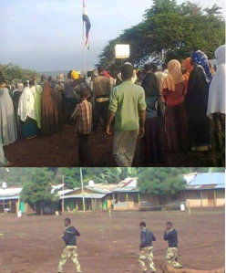 #OromoProtests in Molee, Dadoo district, Jimma, Oromia, 11 June 2016