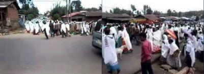 #OromoProtests, Saalaalee, Kuyyuu, Gabra Gurraachaa, Oromia, 1 June 2016