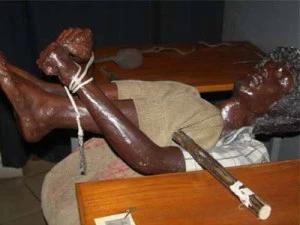Wofe-Lala – Derg's favorite torture method