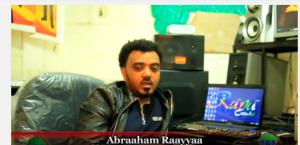 Abraahaam Raayyaa