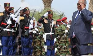 Djibouti's dictator