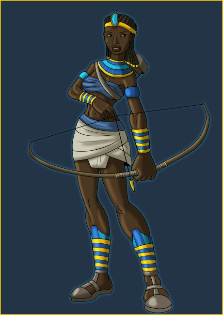Neith the Goddess