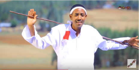 Nice Oromo pictures from Shukri Jamal's music, Bullo Boshee. p8