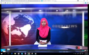 OMN News, Oduu