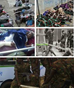 Oromia under brutal fascist TPLF (Ethiopia's regime) rule