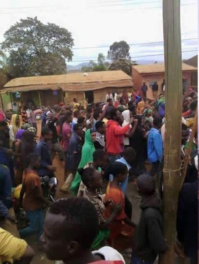 #OromoProtests 26 July 2016, Hiddi Lolaa, Borana, Oromia. p1