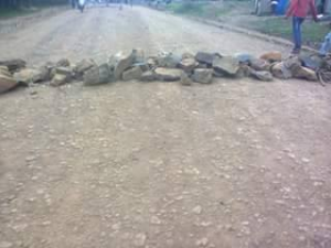 #OromoProtests in Gindabarat and Abuna, Oromia, 18 July 2016.