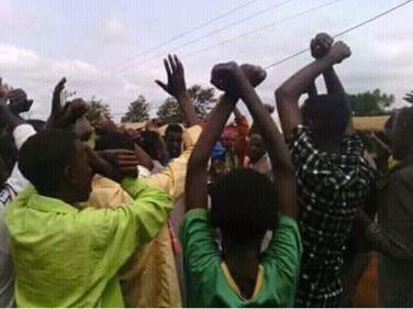 OromoProtests in Hiddii Lolaa, Boranaa, Oromia, 6 July 2016