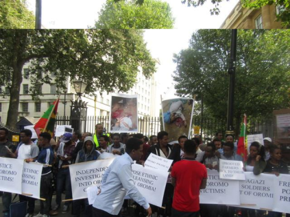 Grand #OromoProtests Global Solidarity Rally, 16 August 2016 Held in London p9
