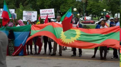 Grand #OromoProtests Global Solidarity Rally in Winnipeg, Manitoba, Canada on 19 August 2016 p3