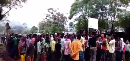 Grand #OromoProtests, Nuunnuu Qumbaa, Arjo, Wallaggaa, Oromia,8 August 2016