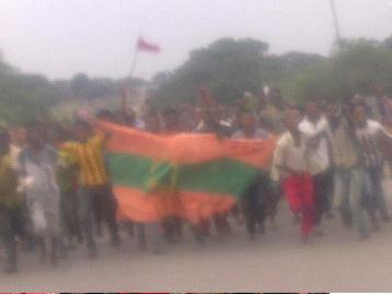 Grand #OromoProtests,Bulbula, West Shawa, Hararge, Oromia. 9 August 2016.