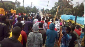 #OromoProtests 1st August 2016 in Dadar, Hararghe, Oromia. p1