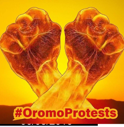 #OromoProtests, 2nd August 2016 and continues
