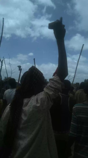 #OromoProtests, 2nd August 2016 in Odaa bultum, Hararghe, Oromia