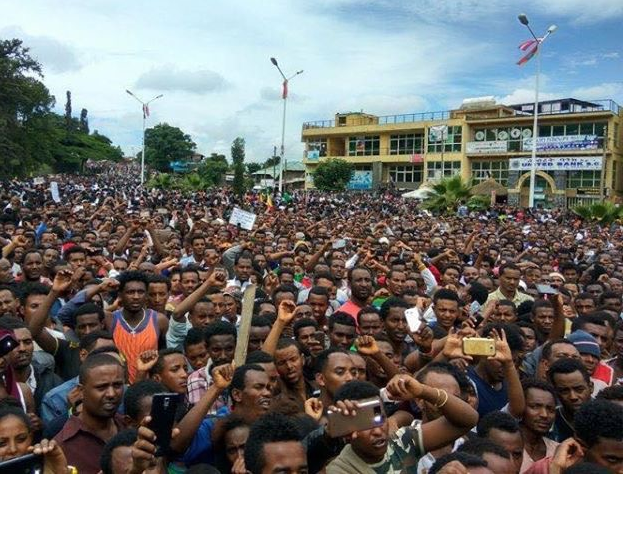 #OromoProtests at a point of no returns