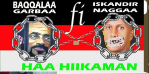 #OromoProtests, #GrandOromiaProtests, 6 August 2016, all over Oromia. Dhaadannoo. p9