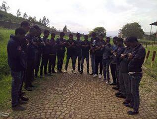 #OromoProtests in Dillaa University 27 August 2016