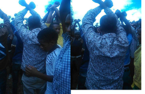 #OromoProtests in Hirna, Hararghe, Oromia, 2nd August 2016