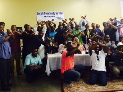 Somali Community in Seattle in solidarity with #OromoProtests, 26 August 2016