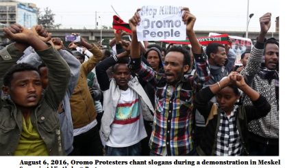 stop killing Oromo People