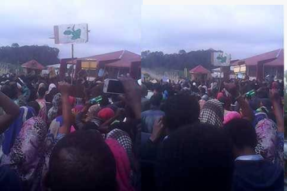 This Grand Oromia Rally, in Bate, Haramaya district, East Hararge Grand #OromoProtests, 8 August 2016