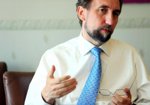 United Nations High Commissioner for Human Rights Zeid Ra'ad Al Hussein