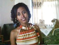 Young Oromo woman, Doii Itanaa, kidnaped on 6 August 2016, Grand #OromoProtests, her whereabouts unknown