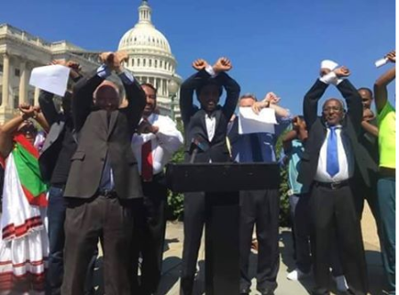congressman-smith-and-athlete-feyissa-lelisa-at-capitol-hill-oromoprotests